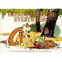 There's Treasure Everywhere: Calvin & Hobbes Series: Book Fifteen