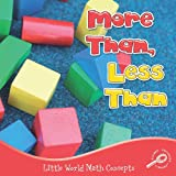 More Than, Less Than, Joanne Mattern, 1615905308