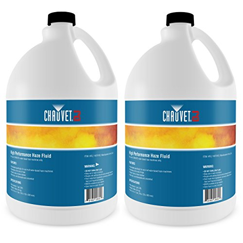 (Chauvet DJ High-Performance Haze Fluid (HFG) Gallon - 2 pack )