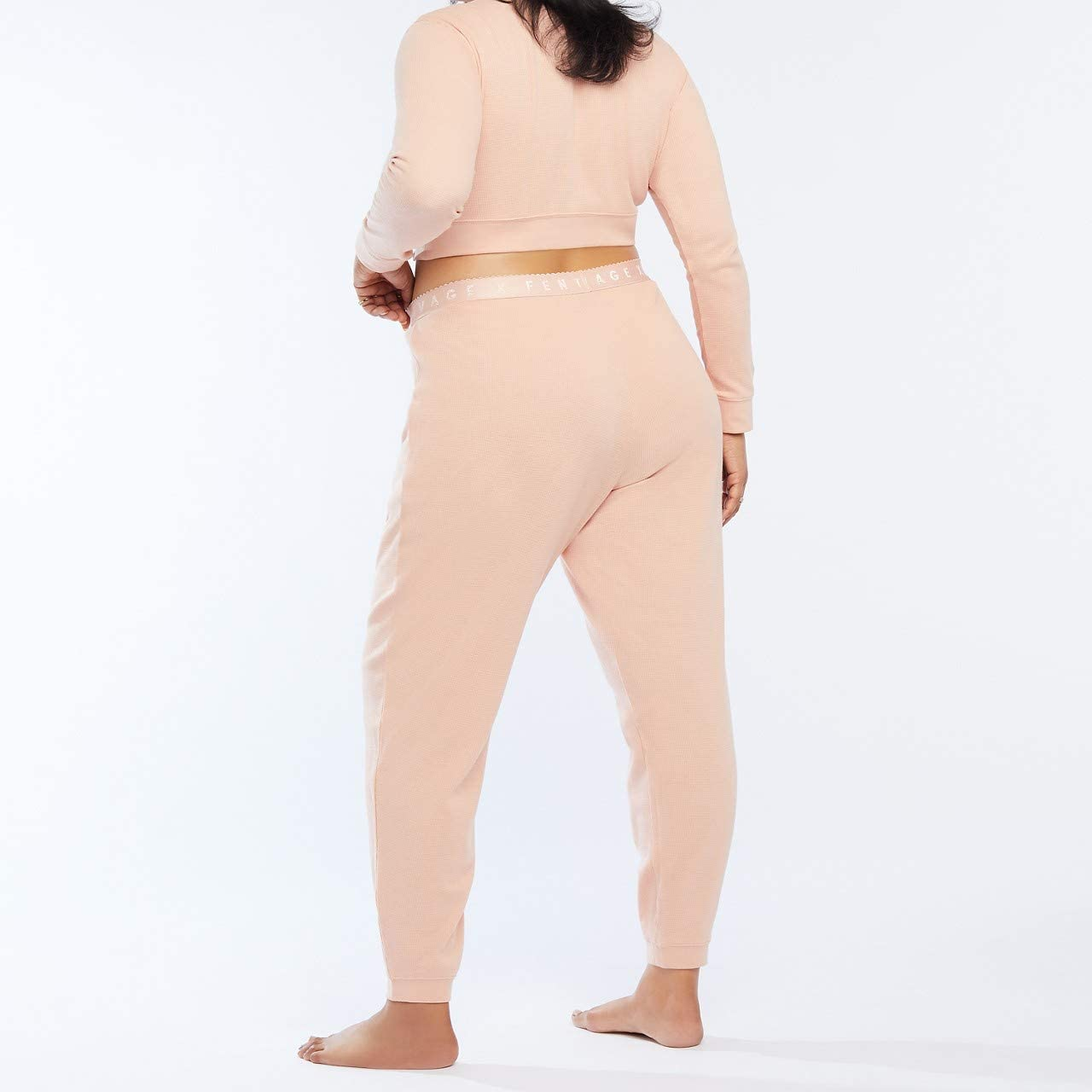 Savage X Fenty Womens Savage X Thermal Pant Pajama Bottom