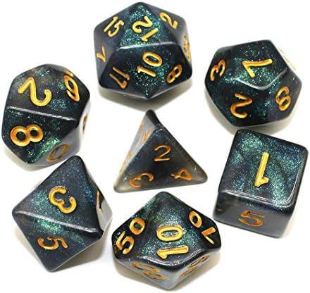 HD Dungeons Dragons Pathfinder Polyhedral