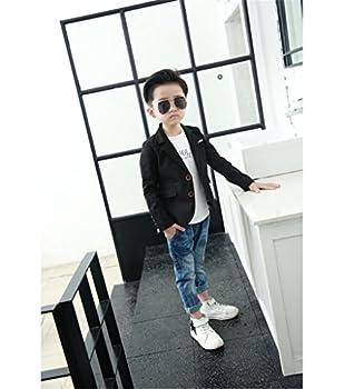 Boys' Fashion Blazers Casual Jackets 2