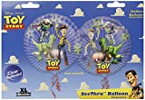 """TOY Story Friends SEE Through 26"""" Mylar Balloon Large"""