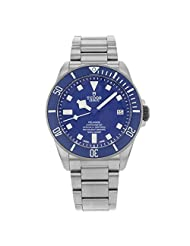 Tudor Pelagos Blue Dial Automatic Mens Watch 25600TB-BLRS by Tudor