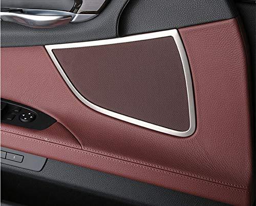 inneren T/ür Armlehne Fenster Schalter Button Abdeckung Trim