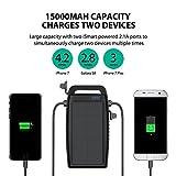 RAVPower 15000mAh Portable Solar Charger