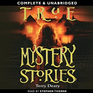 True Mystery Stories Audiobook