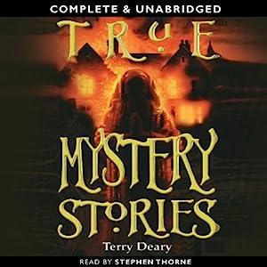 True Mystery Stories Audiobook