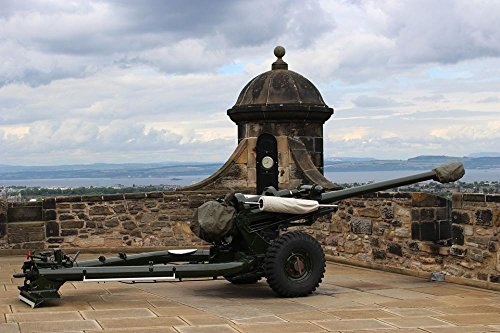Gifts Delight LAMINATED 36x24 inches Poster: Cannon Heavy Gu