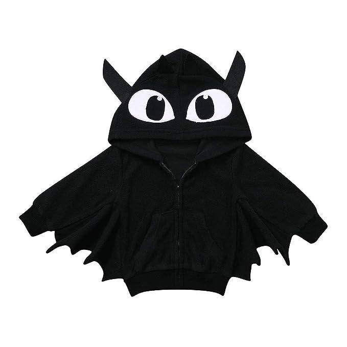 Disfraz de Halloween Sudaderas con Capucha Sweatshirt Mangas ...