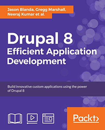 Drupal 8: Efficient Application Development (English Edition)