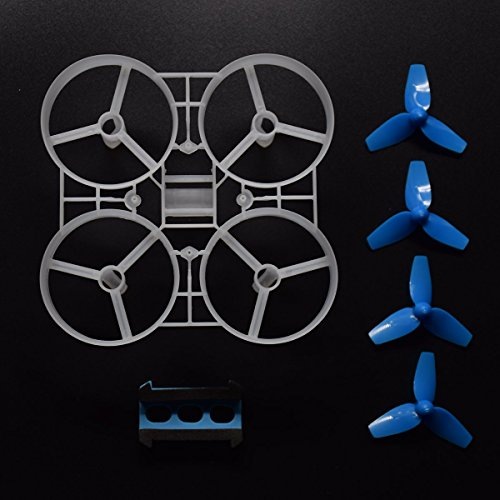 BETAFPV 75mm Beta75 Tiny Whoop Frame with 4pcs 3-blades Props