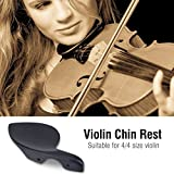 Violin Chin Rest with Standard Adjustable Metal