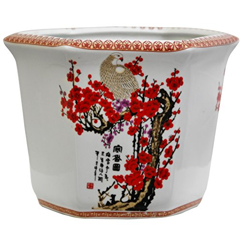 Blossom Ceramic (Oriental Furniture 10
