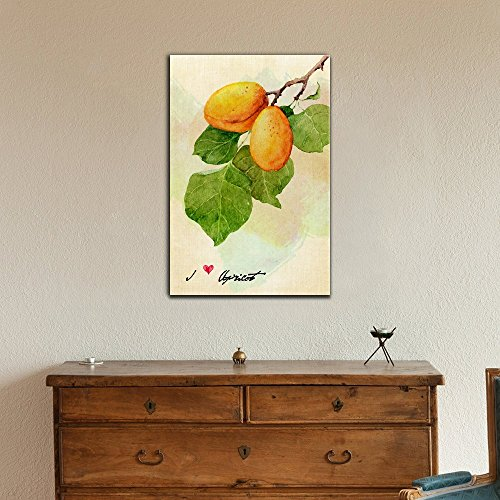 Vintage Style Fruit Painting