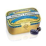 GRETHER'S Pastilles Black Currant Regular 15 oz (4 Tins of 3.75 oz)