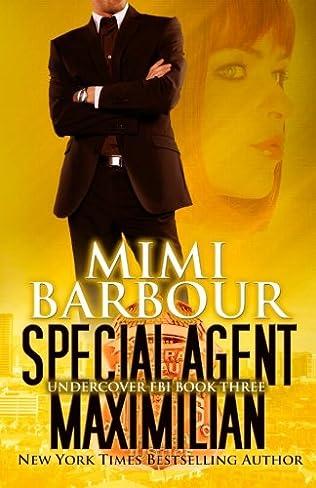 book cover of Special Agent Maximilian