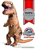 #7: Rubie's Adult Jurassic World Inflatable Dinosaur Costume