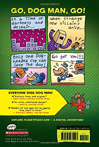 Dog Man Unleashed: From the Creator of Captain Underpants (Dog Man #2) by Graphix (Image #2)