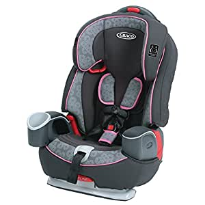 Amazon.com : Graco Nautilus 65 3-in-1 Harness Booster Car Seat ...