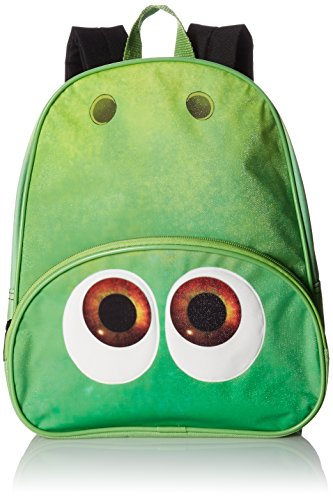 Price comparison product image Disney Boys' Good Dino 12 Toddler Backpack, Green