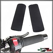 Amazon.com: Strada 7 Motorcycle Comfort Grip Covers fits ...