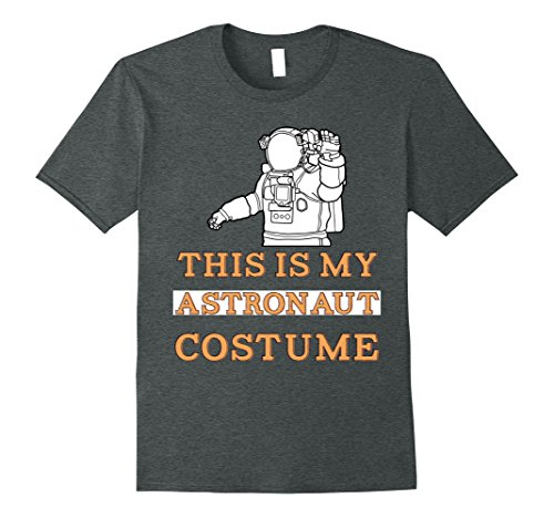 Halloween Costume Ideas Under 20 (Mens Easy Halloween Costume Ideas Astronaut Halloween Costume Large Dark Heather)