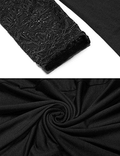 Robe Mince Une Ligne Extensible De Fille Cindere Robe Robe Unique Pour Les Femmes Des Robes D'été Occasionnels Robes Noires