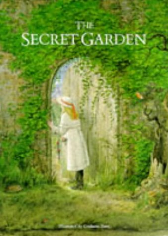 The Secret Garden: Carousel Book (Gift books)