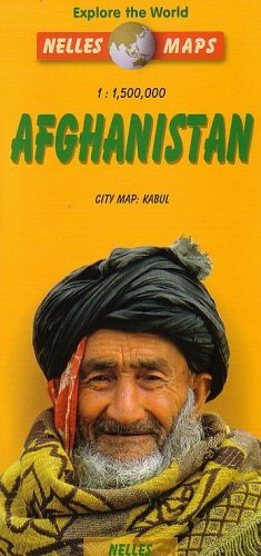 Afghanistan (Nelles Maps S.) -