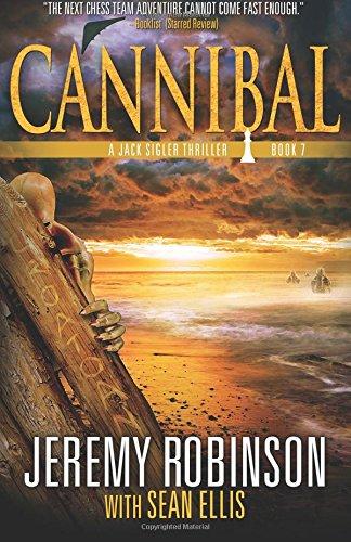 Cannibal Jack Sigler Thriller Book