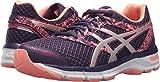 ASICS Womens Gel-Excite 4 Running Shoe, Grape/Silver/Begonia Pink, 7.5 B(M) US