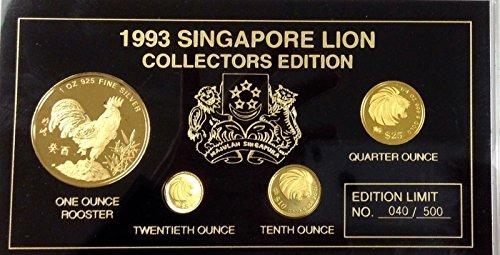 Review SG 1993 Singapore 1993