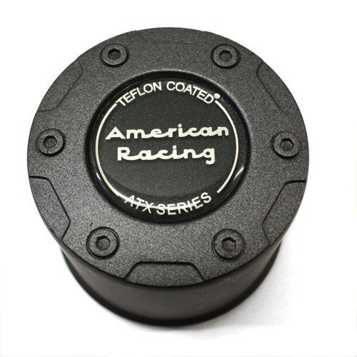 American Racing Wheel Center Cap Atx Series Teflon # 1342106017 # - Atx Wheels Teflon