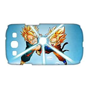 Japanese anime tv series DBZ,Dragon Ball Z,Son Goku Personalized SamSung Galaxy S3 I9300/I9308/(3D) Hard Plastic Shell Case Cover(HD image)