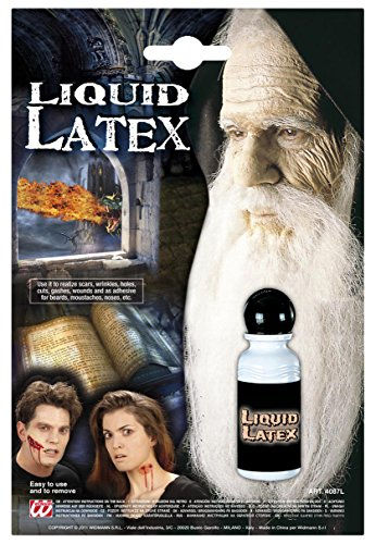 Liquid Latex Bottle Accessory for Fancy Dress ()