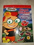 Little Einsteins Giant Sticker Activity Book: Over 700 Stickers