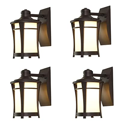 Amazon.com: LDDENDP Creative Simple Outdoor Wall Lamp ...
