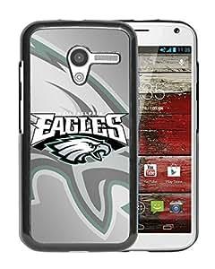 Popular Design Motorola Moto X Case Philadelphia Eagles 4 Black Best New Design Motorola Moto X Cover Case
