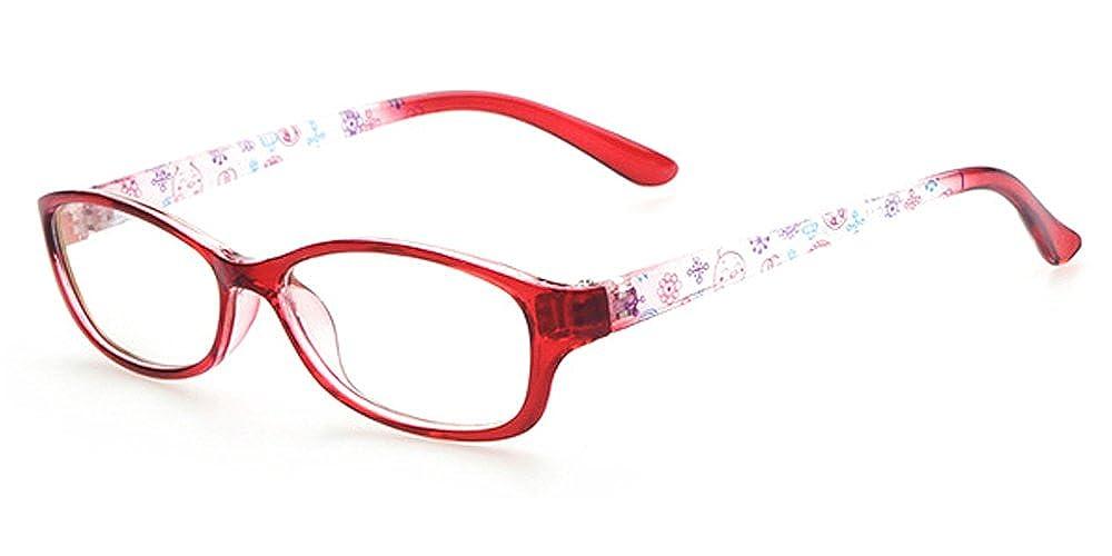 BOZEVON BOZEVON Unisex Kinder Trendige Brillen Myopie-Brillengestell ...