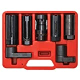 Powerbuilt Alltrade 948005 Master Sensor Socket Kit - 7 Piece