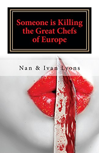 SOMEONE IS KILLING THE GREAT CHEFS OF EUROPE