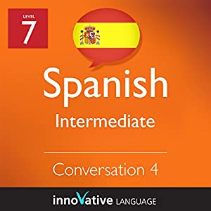 Intermediate Conversation #4 (Spanish)  Audiobook