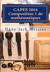 CAPES 2014 Composition 1 de mathématiques