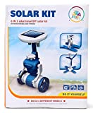 Powepak 6 In 1 Educational DIY Solar Toy Kit For 8+ Kids (Blue) 2111