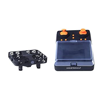 Juguetrónica- Micro Racing, Mini Drone de Carreras con Control ...