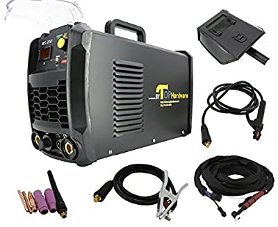 200A DC TIG / MMA Inverter Welder by Top Hardware