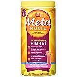 Metamucil Smooth Texture 75% Less Sugar, Pink Lemonade 114 Doses
