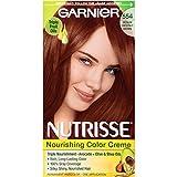 Garnier Nutrisse Nourishing Color Creme, 554 Medium Chestnut Brown