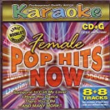 Karaoke: Female Pop Hits NOW Cd+g
